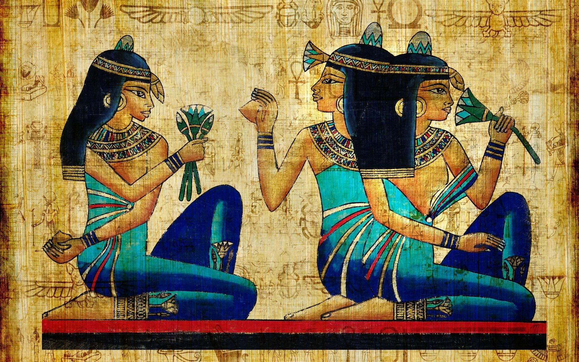 Egyptian Wall Art | Ancient Egypt Art Wallpapers, Paintings, Art ...