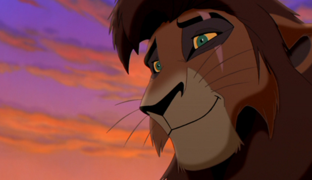 28 Times Kovu From 'The Lion King II' Made You Want To Say Meow