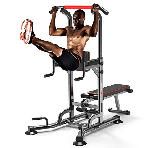 Tengma Parallel Bars Power Tower Dip Station Pull Up Bar Best Offer Ultimate Fitness And Rest Shop In 2021 Power Tower Workout Power Tower Push Up Equipment