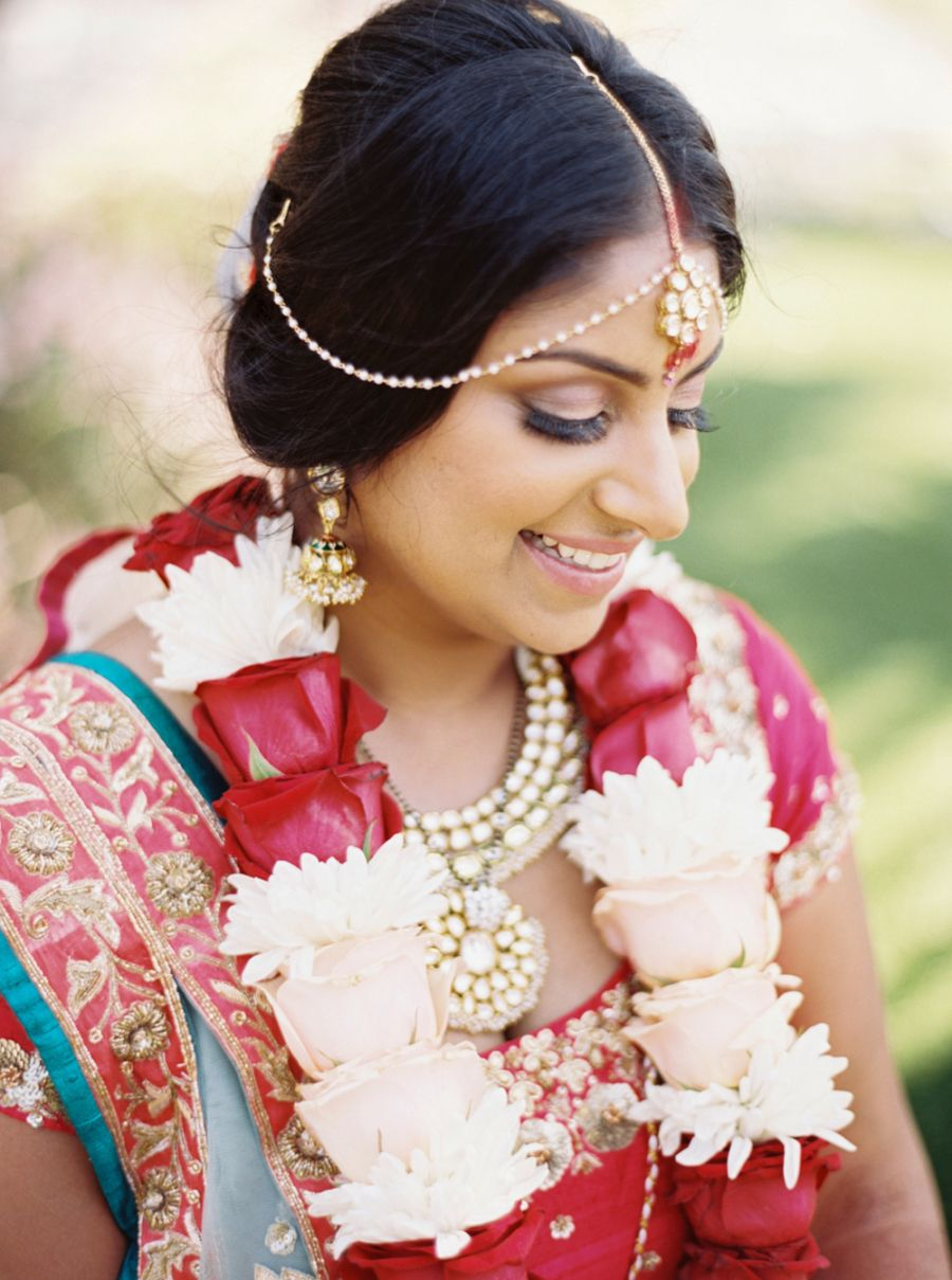 Photography : Mariel Hannah Photo Read More on SMP: http://www.stylemepretty.com/california-weddings/2015/11/16/exhuberant-bright-three-day-indian-wedding-celebration/