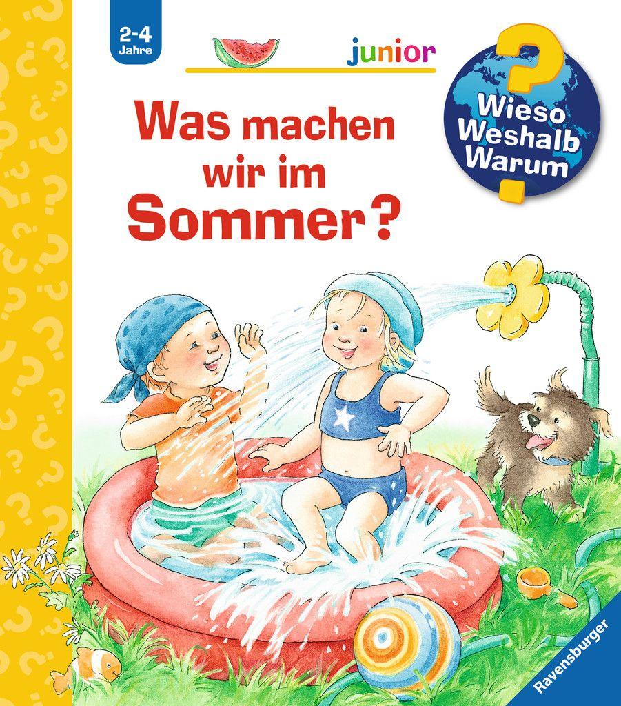 Was Machen Wir Im Sommer Bild 1 Klicken Zum Vergossern Bilderbucher Fur Kinder Geschichten Fur Kinder Kinderbucher