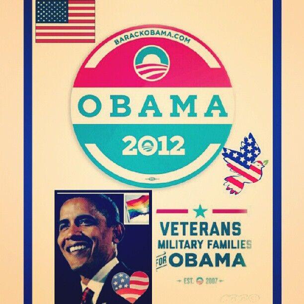 #VOTE #OBAMA2012  Photo by SunsetLABoi via #Instagram