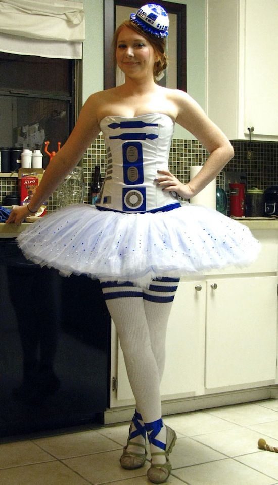 R2-22!  Halloween, maybe?