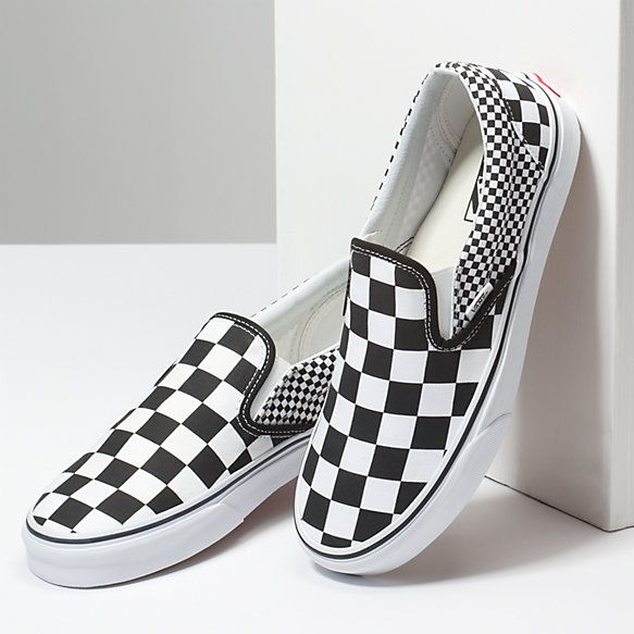 Mix Checker Slip-On | Shop At Vans in
