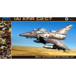 Maquette 1/48 - Fouga CM.170 Magister - AMK