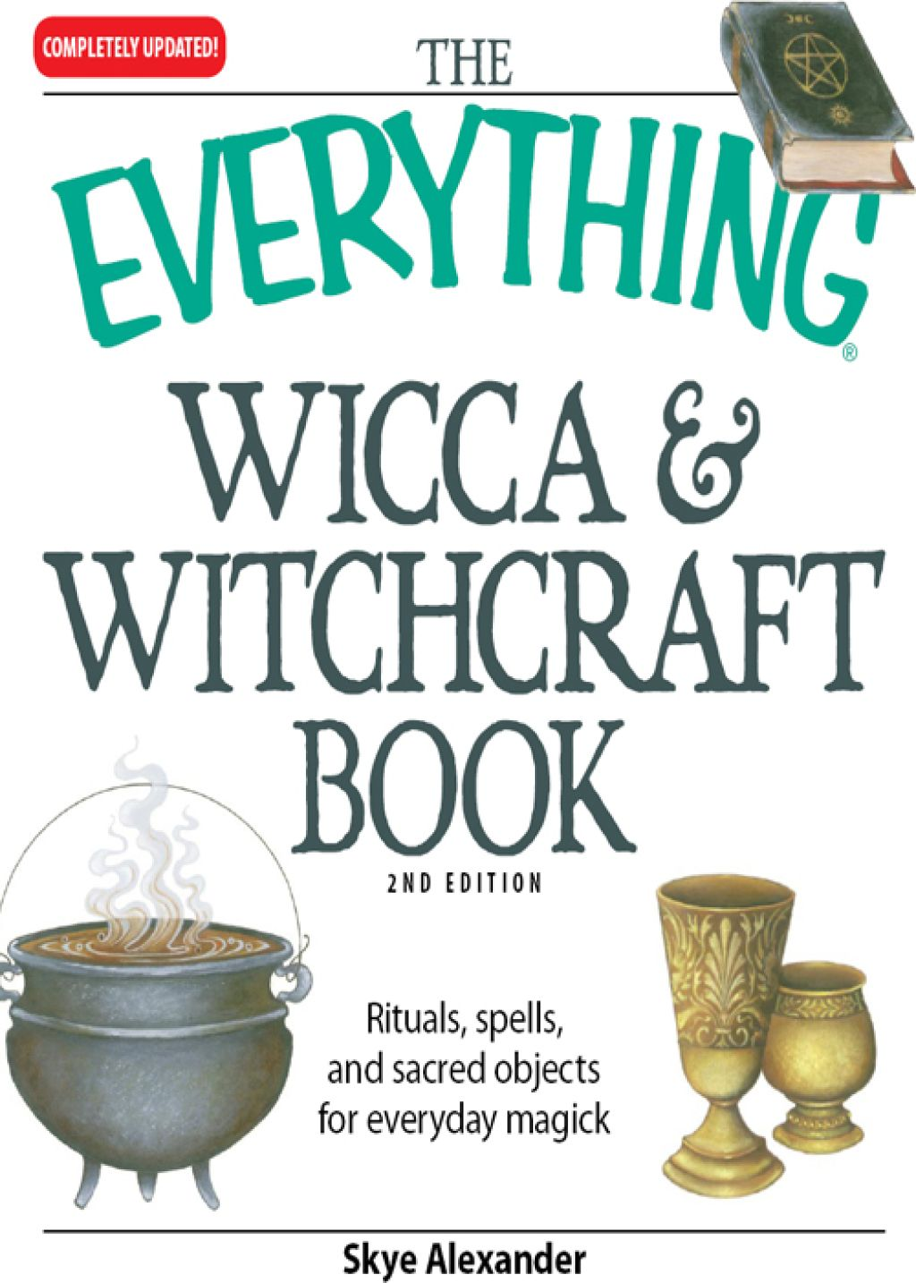 The Everything Wicca and Witchcraft Book (eBook) | ∞ Budget