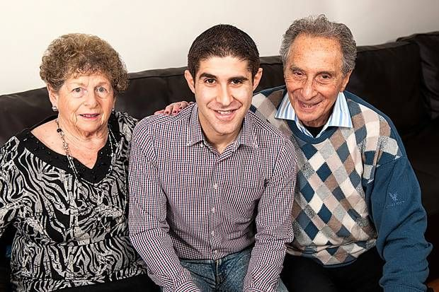 They're glad that I'm gay: why my grandparents came out for same-sex marriage - London - News - London Evening Standard