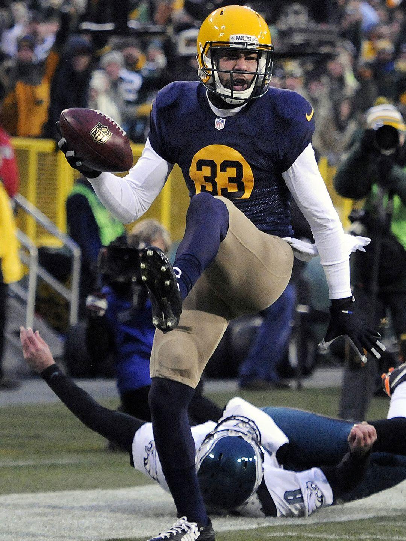 Week 11 In Photos Packers 53 Eagles 20 Hyde Packers Donnie Jones