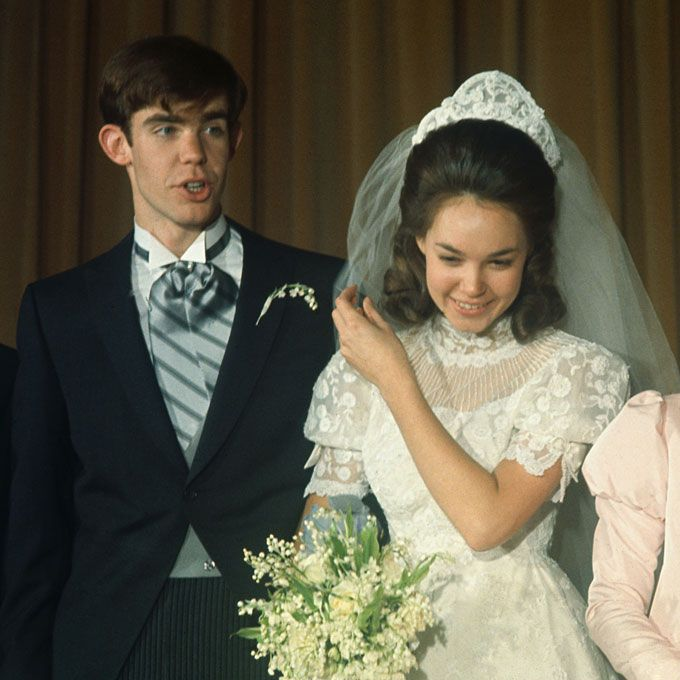 Tricia Nixon Wedding Gown: When Presidential Offspring Marry (With Images)