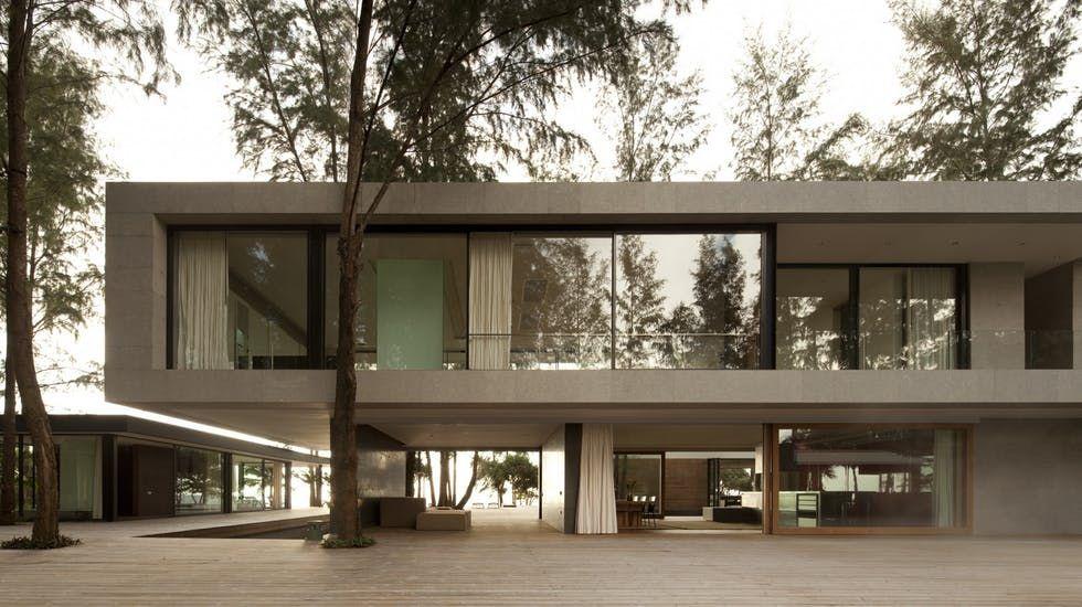 Villa Noi | DBALP JAM FACTORY | Archello | dream house