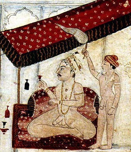 Mughal gay