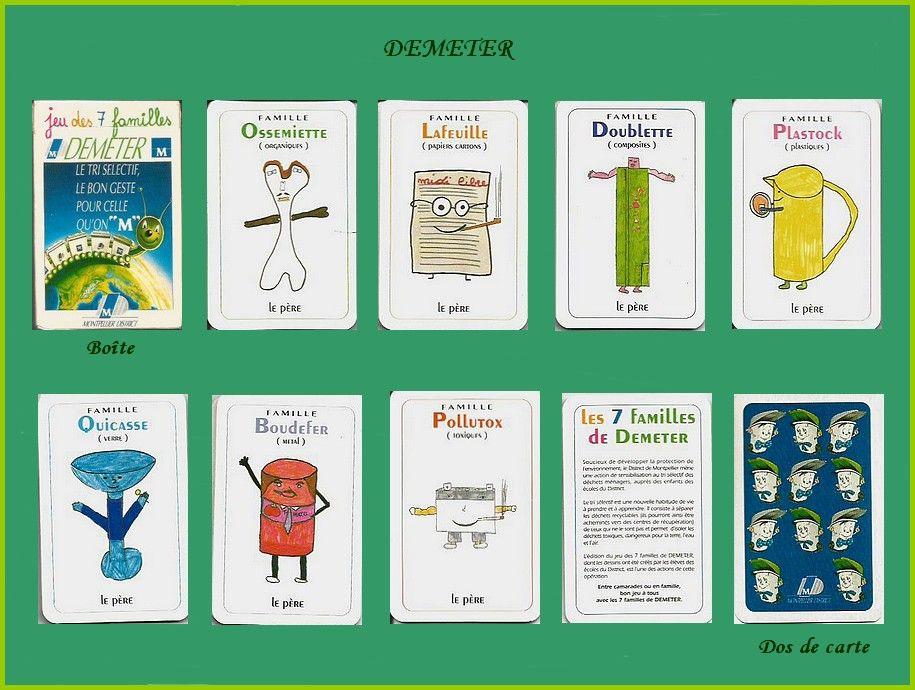 Hervorragend ECOLOGIE :: Jeudes7familles | cours | Pinterest | Écologie, Tri  YD18