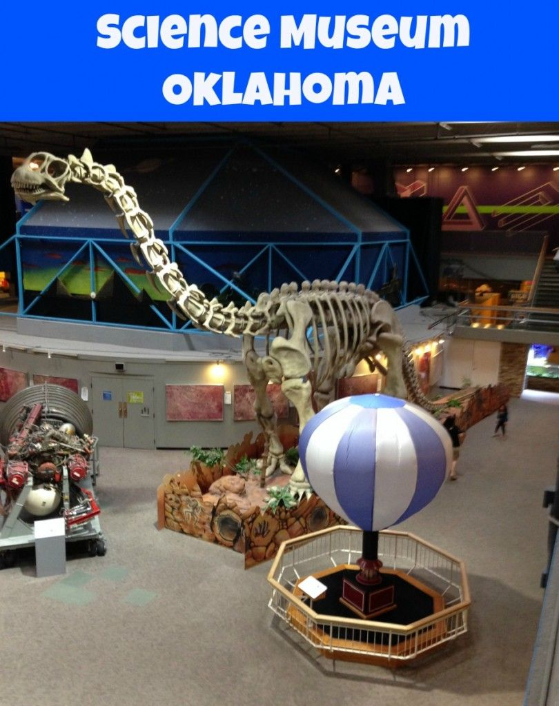 Ride A Segway And Explore Lots Of Hands On Exhibits At Science Museum Oklahoma From Travel50stateswithkids Com Science Museum Oklahoma City Bombing Oklahoma