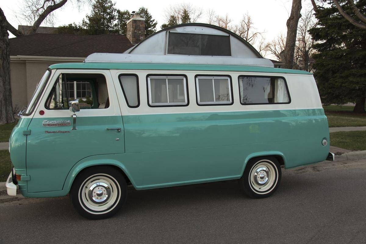 e190fd1fb114de Hemmings Find of the Day– 1965 Ford Econoline camper