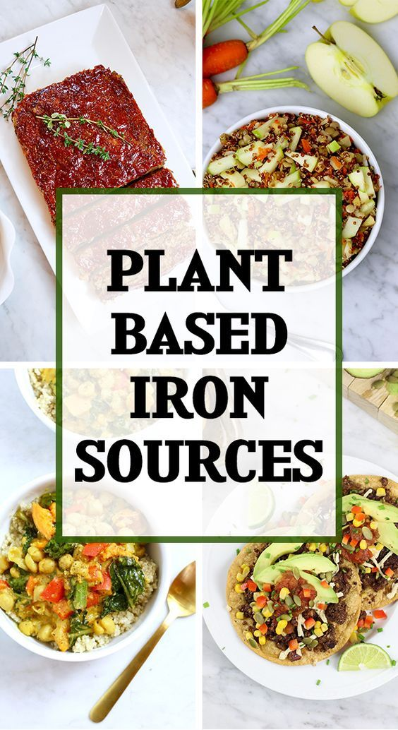 Understanding Iron Deficiency in Runners and PlantBased
