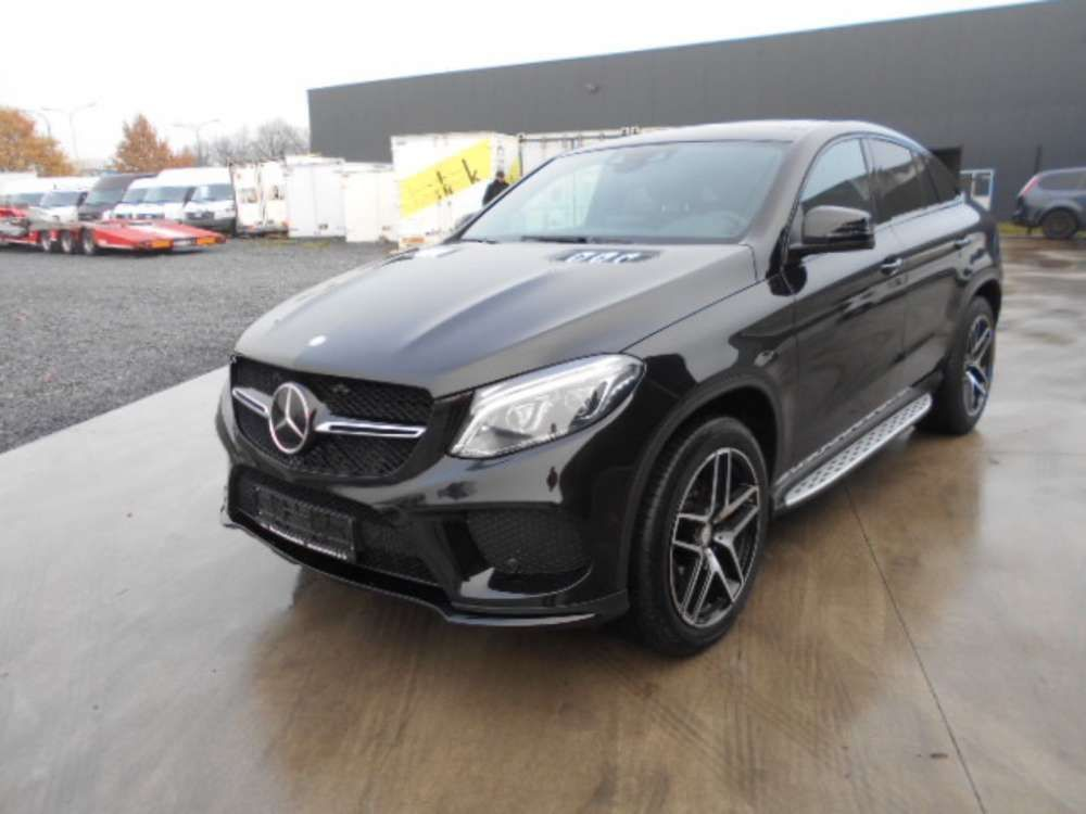2016 Mercedes Benz Gle Class Coupe Gle 350d 4matic Amg Suv Tags