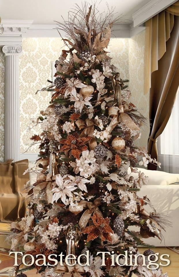 Arboles de navidad 2015 2016 22 navidad decoraci n for Adornos para arbol de navidad 2016