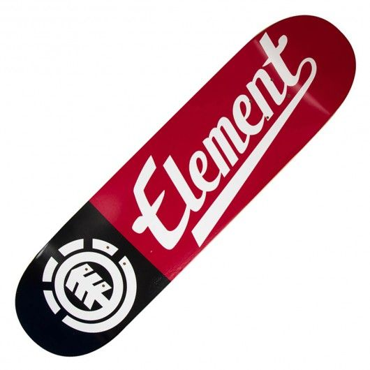 Element Script Planche De Skate 8 25 Pouces Skateboard Skateboard Decks Element Skateboards