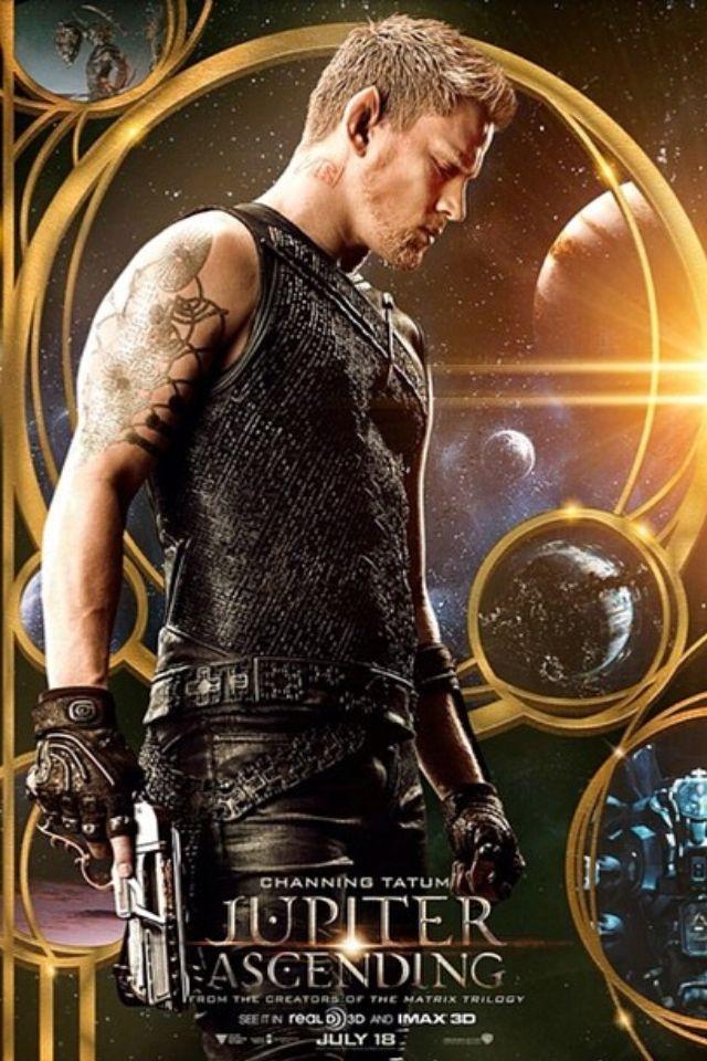 Pin By Leslyn Musch On Film And Tv Stuff Jupiter Ascending Movie Jupiter Ascending Channing Tatum