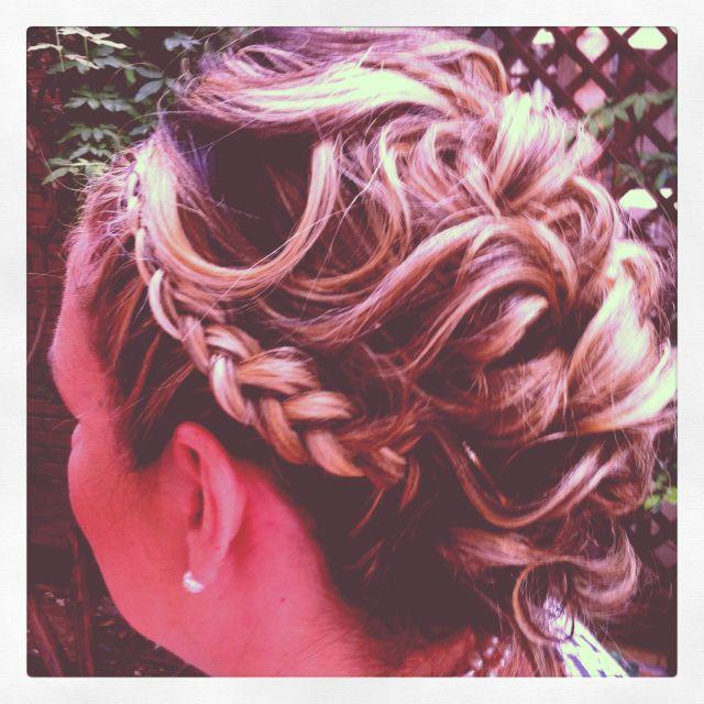 Fascinante peinados para un bautizo Fotos de ideas de color de pelo - Mi peinado de bautizo!!   Peinados, Bautizo, Cosas