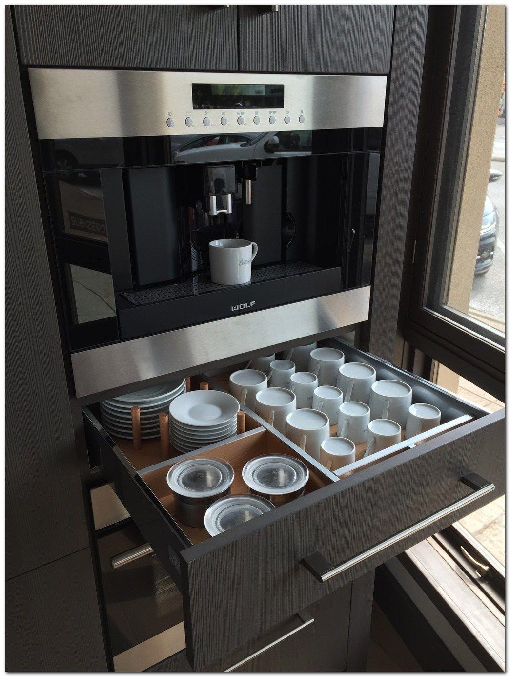 100+ Ideas to Make Coffee Maker as Unique Interior | Kaffee, Küche ...