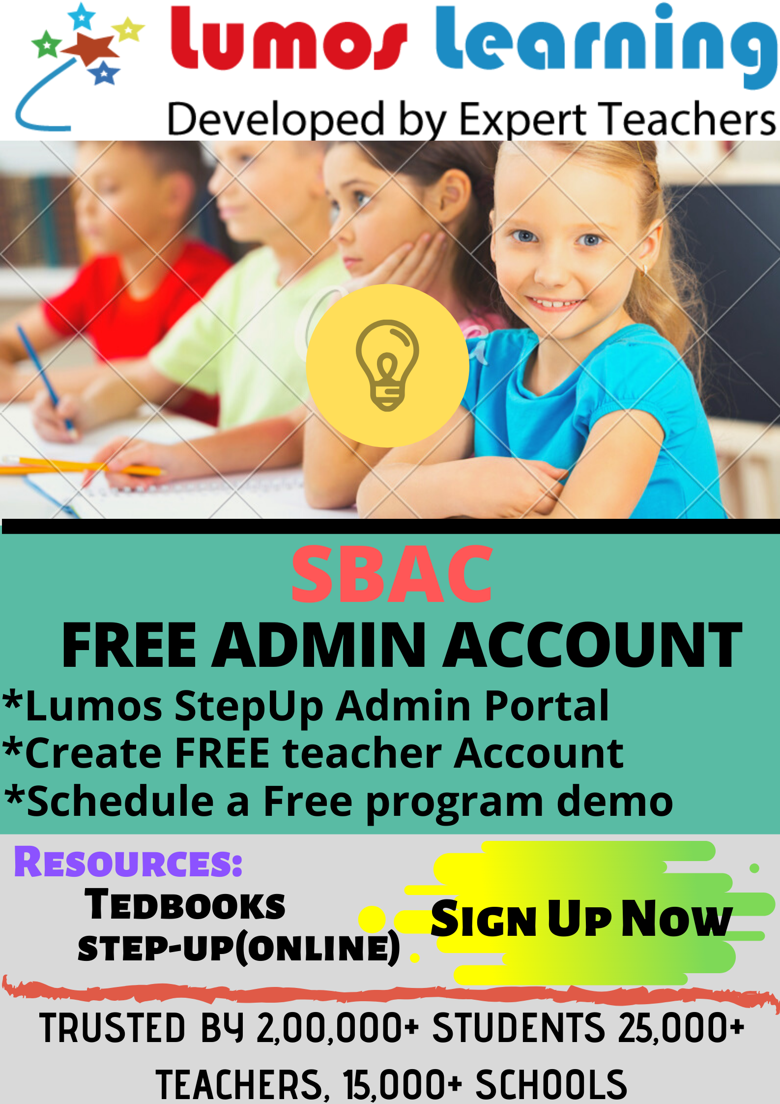Sign Up With Your Free Admin Account Today And Get Free