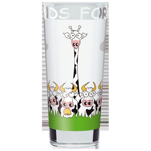 Ritzenhoff Milk Glass Zwischenraum F11 Ritzenhoff Trinkglas Milchglas