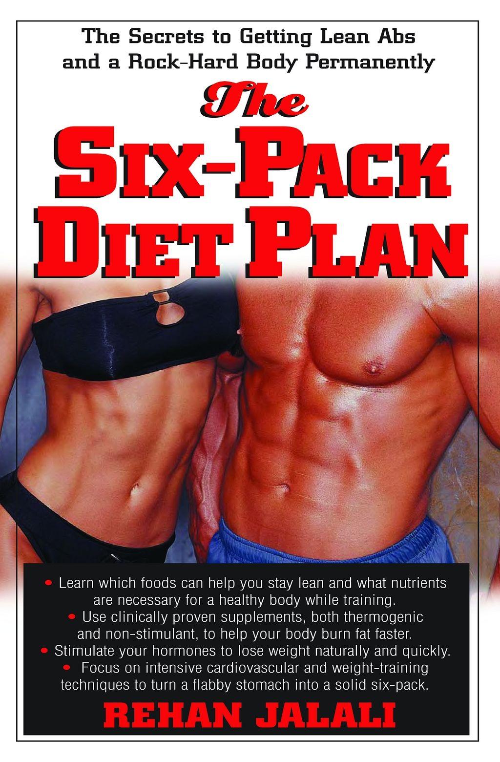 The Six-Pack Diet Plan (eBook)   Six pack diet plan, Six
