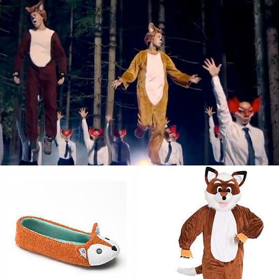 The Fox Is the New Psy Hot halloween costumes, Halloween costumes - hot halloween ideas