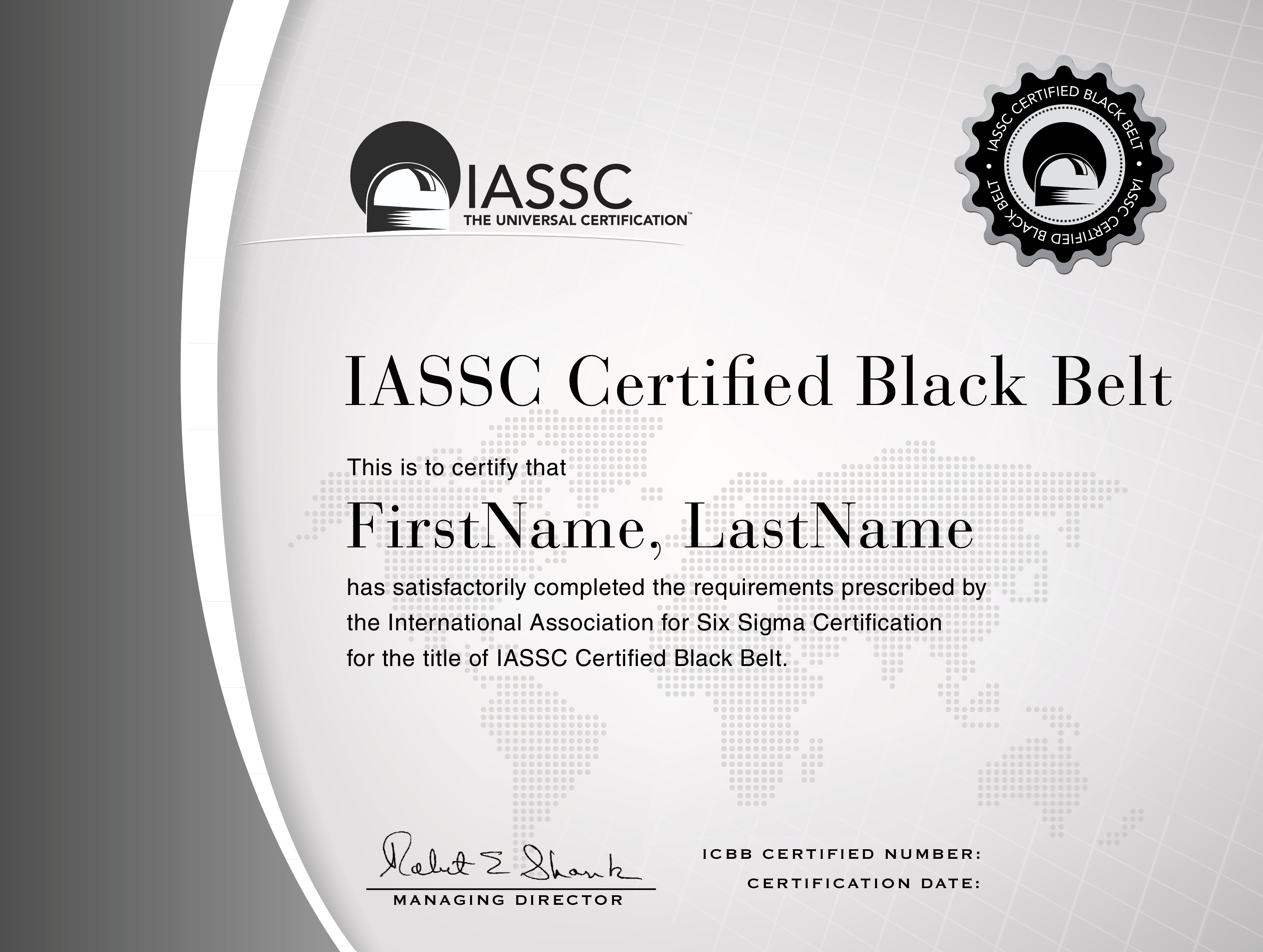 Iassc lean six sigma black belt certificationg 31842400 iassc lean six sigma black belt certificationg xflitez Gallery