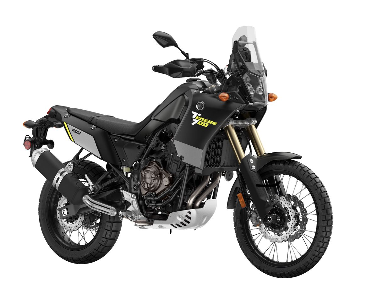 Yamaha Announces Price And Color Information For 2021 Tenere 700