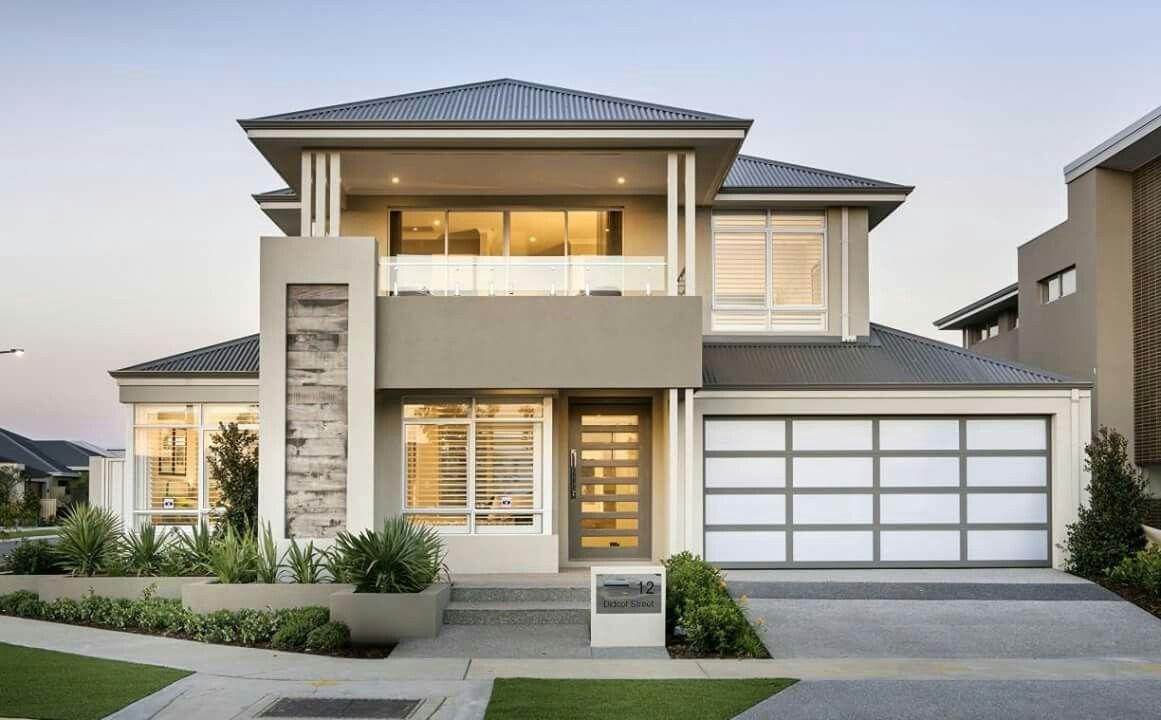 Hausfassaden Design, Haushöhe, Moderne Häuser, Traumhäuser, Schöne Häuser,  Home Design, Fußböden, Haus Layouts, Landhäuser