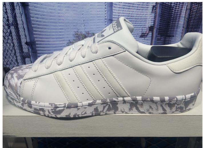 Adidas Superstar Marble