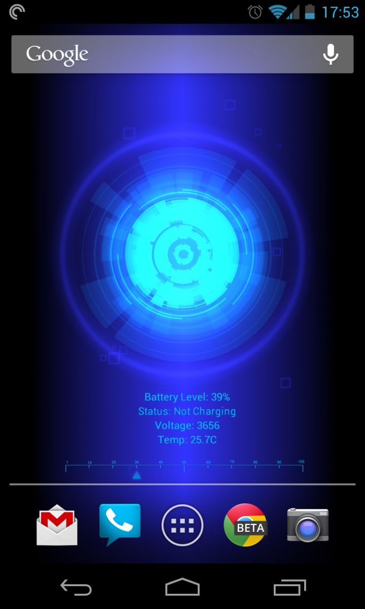 Flat Battery Live Wallpaper - Android Apps on Google Play | All Wallpapers | Live wallpapers ...