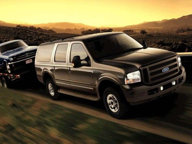 2017 Ford Excursion Is The One Brand New Generation Which Will End