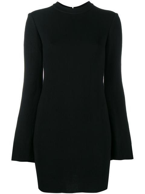 ELLERY bell-sleeve mini dress. #ellery #cloth #드레스