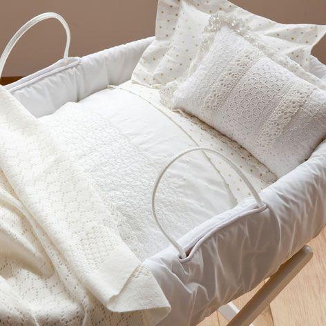 Set de mois s percal estampado colecci n new born - Zara home minicuna ...