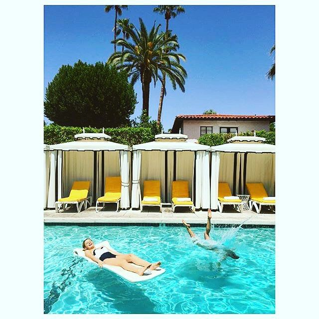 Here's to the days of sun | Avalon Palm Springs