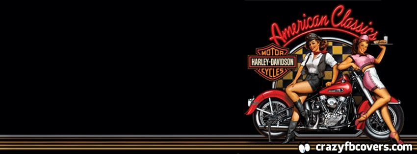 Harley Davidson American Classic Facebook Cover Facebook Timeline Cover Photo Fb Cover Timeline Cover Photos Facebook Timeline Covers Fb Covers