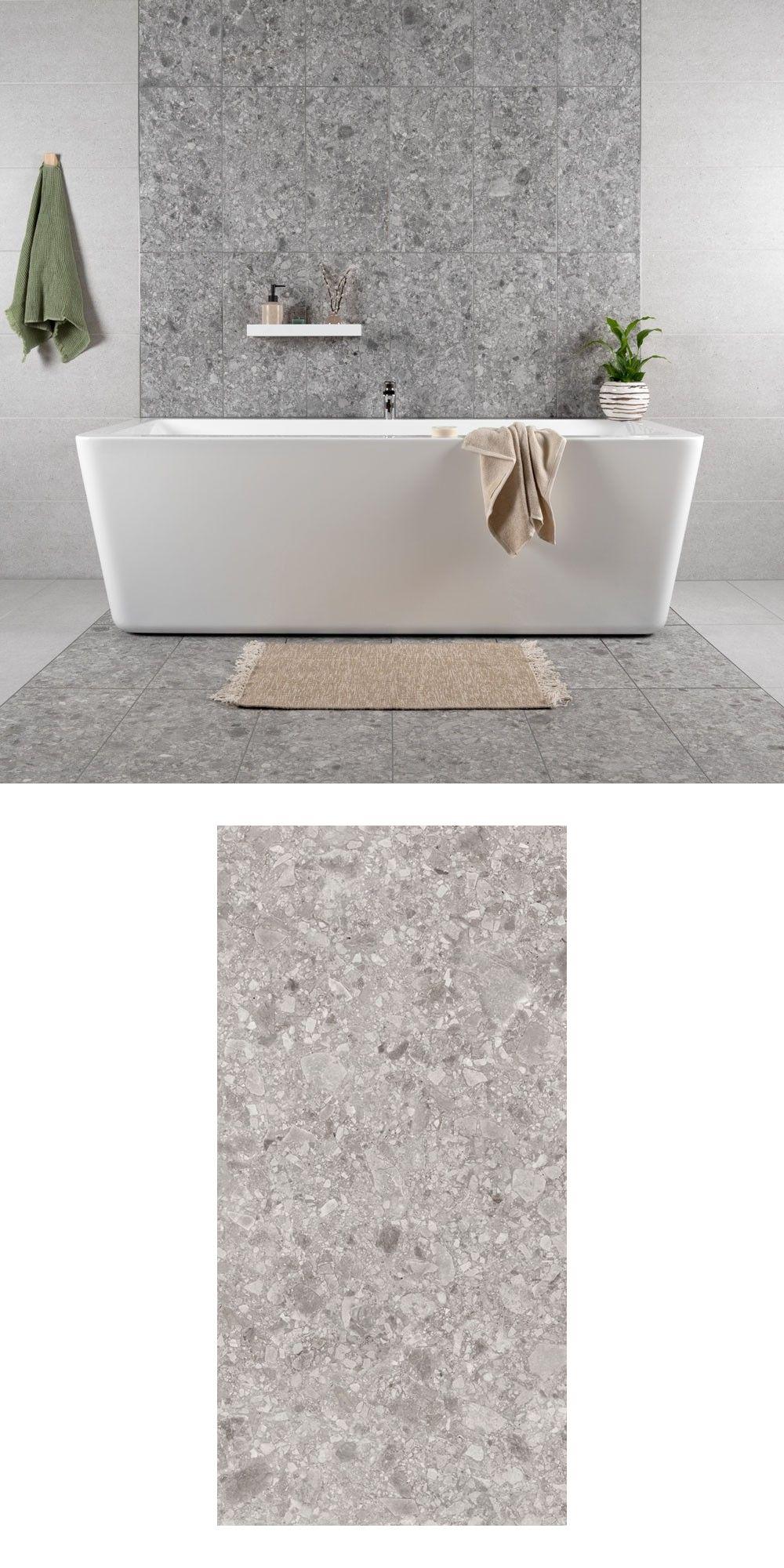 Ceppo Di Gre Gloss 60x30 Tiles Stone Decor Tiles Bathroom Wall Tile
