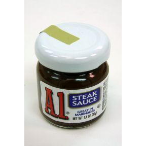 A1 Steak Sauce 2 Oz Bottle A1 Steak Sauce Steak Sauce Sauce Bottle
