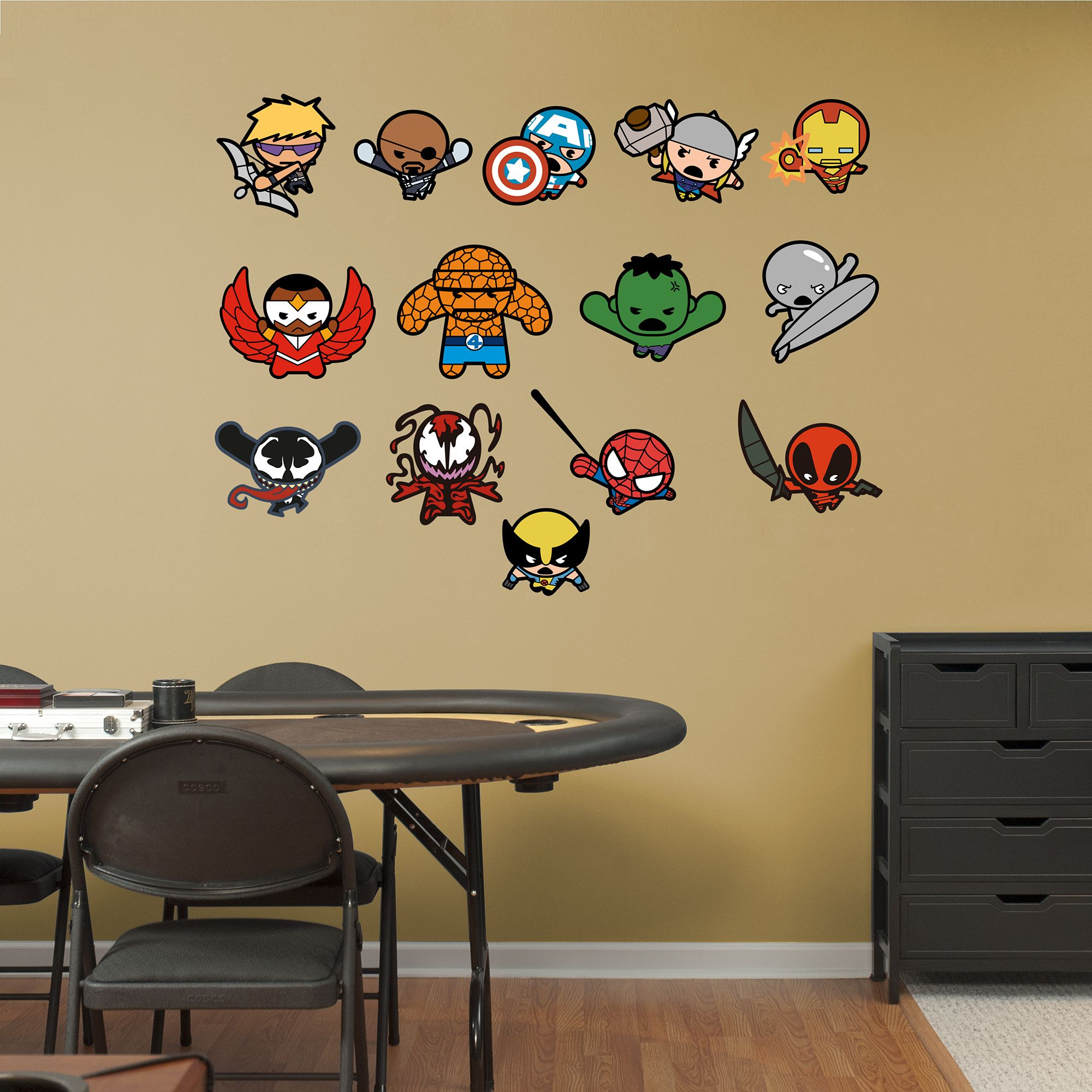 Kawaii Marvel Collection | Baby Room | Pinterest | Kawaii, Marvel ...