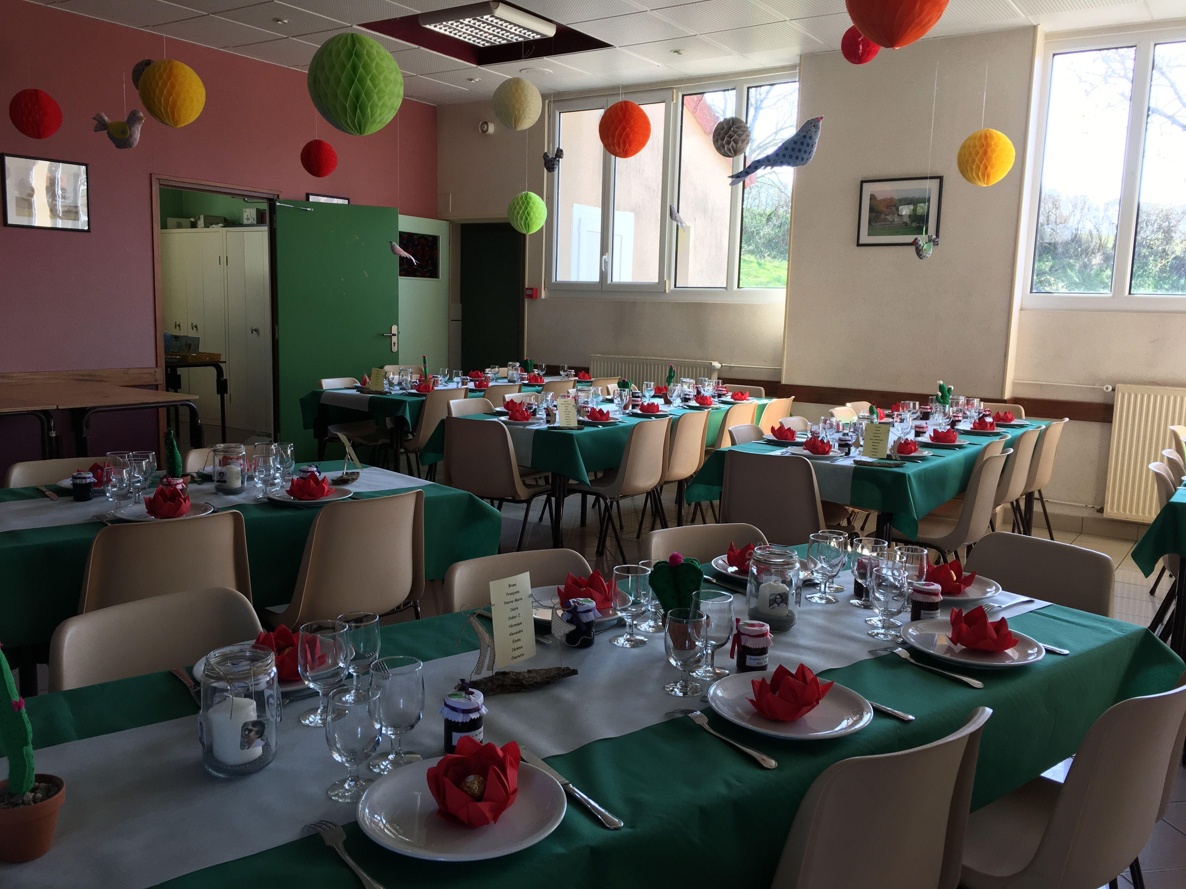 Decoration Salle Pour Anniversaire Salle Pour Anniversaire