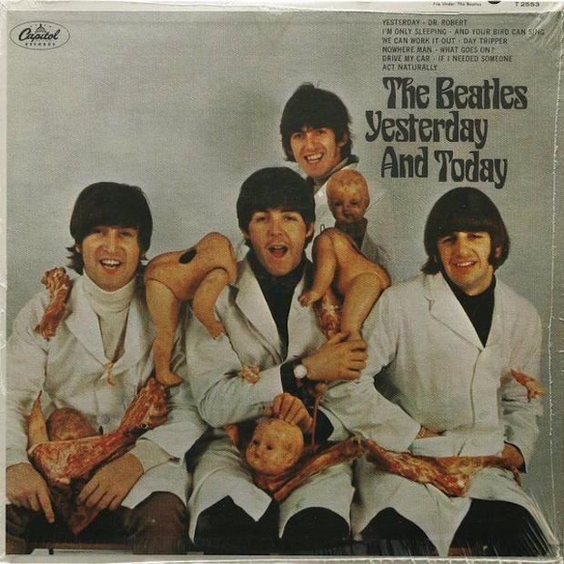10 Records You Might Have Owned That Are Now Worth A Fortune The Beatles Yesterday Beatles Album Covers Beatles Albums