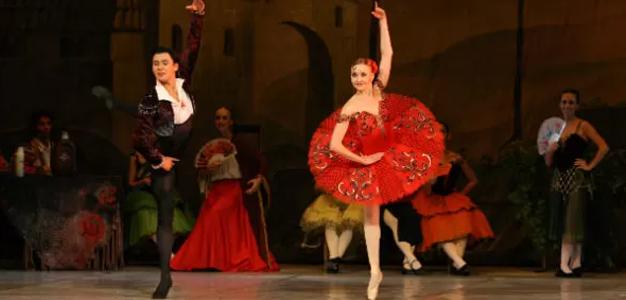 Bolshoi Ballet Joias
