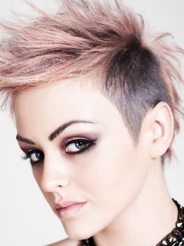 hair styles for dancers undercut hairstyles for to funk up your look 5874