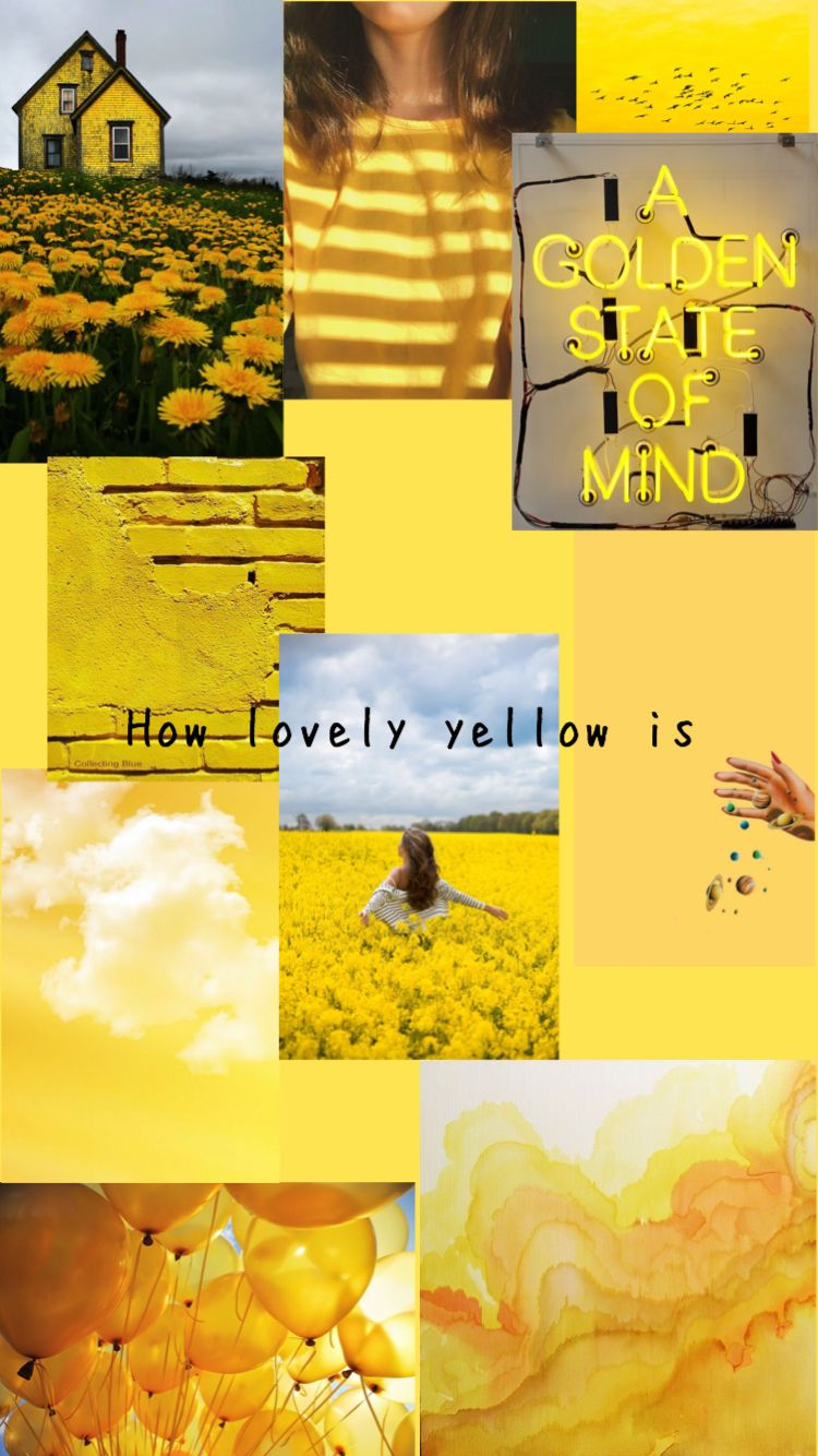 Pin By 1111 On My Creation Anime Wallpaper Iphone Aesthetic Wallpapers Yellow Aesthetic Pastel