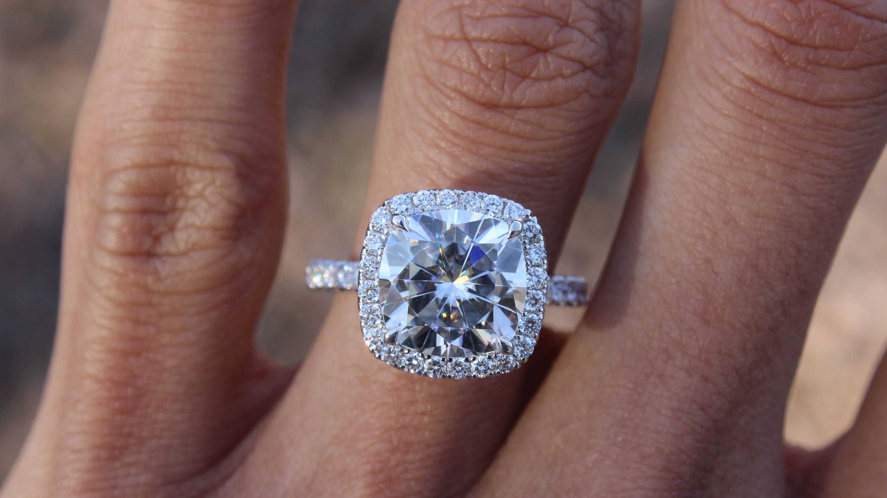 finger on an size big diamond too carat helpful topic heirloom round img s it is page its