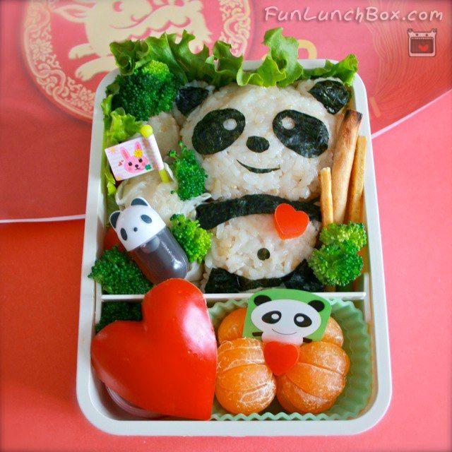 93 Chinese Panda Kawaii Food Food Food Art