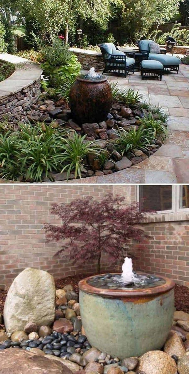 50+ Handsome Large Yard Landscaping Ideas #landscapedesign #landscapingideas #gardenideas #frontyarddesign